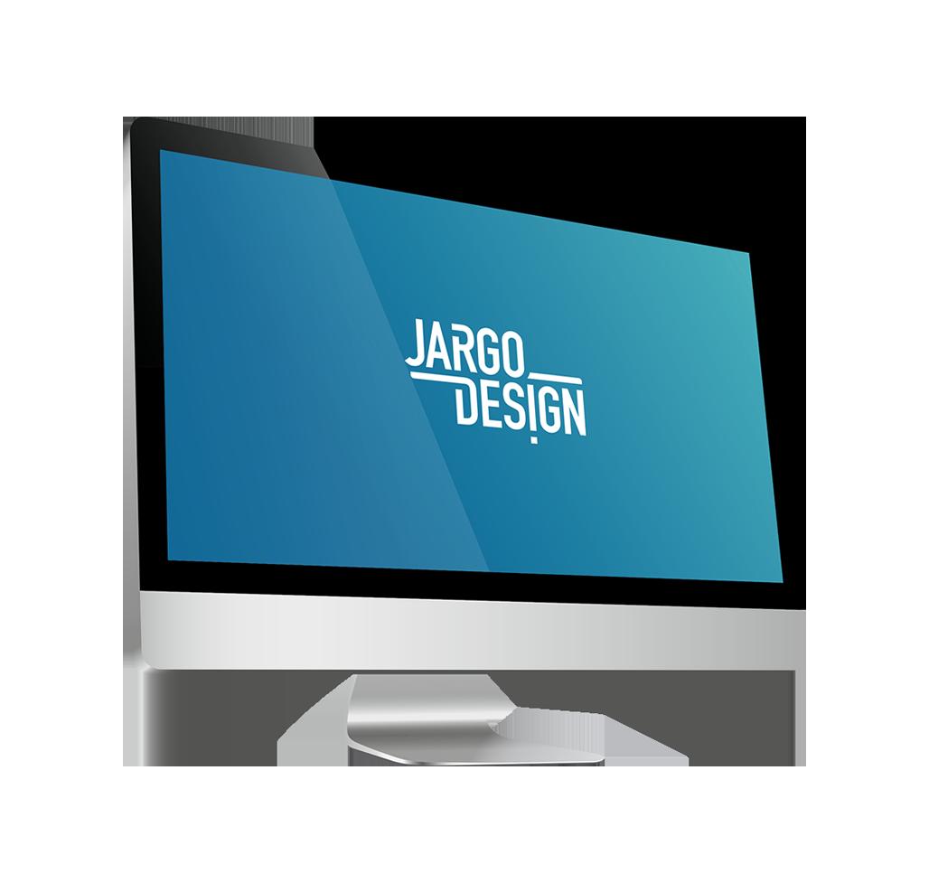 iMac Jargo design grafisch vormgevers en DTP-ers