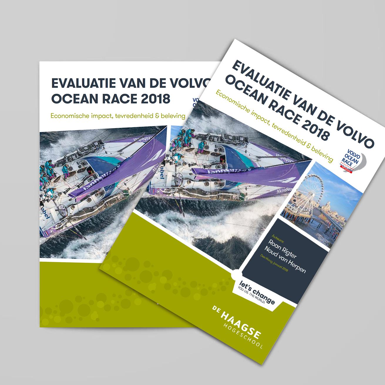 Brochure Volvo Oceaan Race